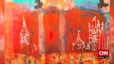 painted journey Gregory Burns pkg_00040901