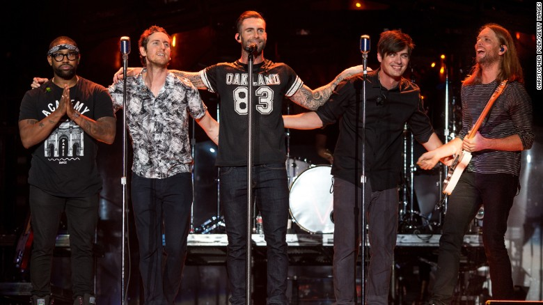 Did Maroon 5 member's Dalai Lama tweet cost them China tour?