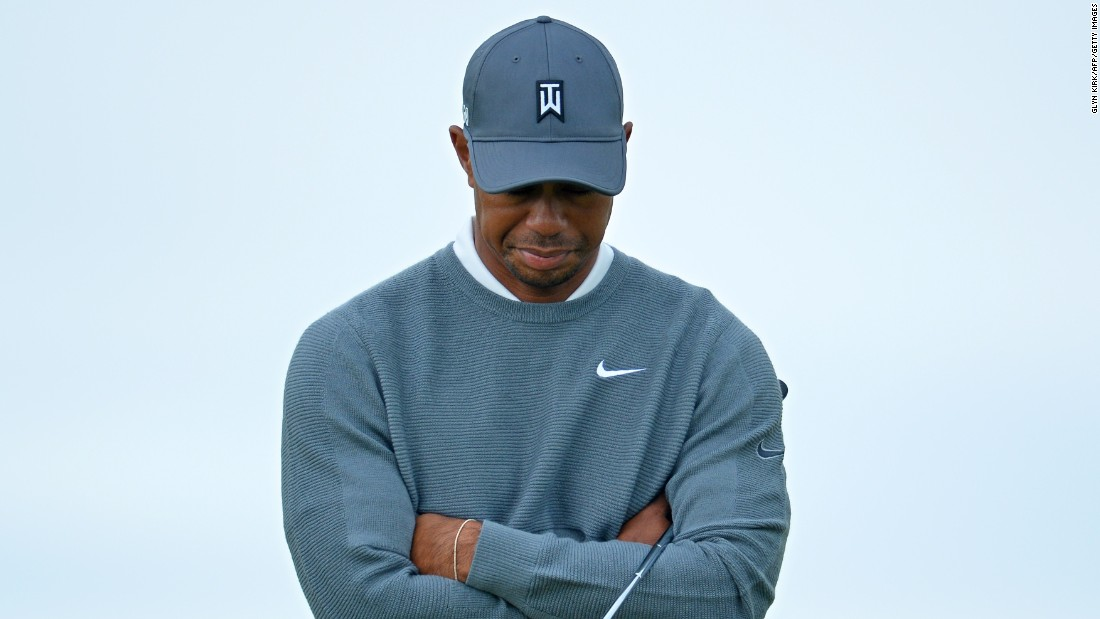 Tiger Woods had a third back operation in October 2015 in an attempt to alleviate nerve trouble, and says he has no idea when he will be returning to action.