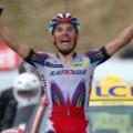 rodriguez wins stage 12 tour de france