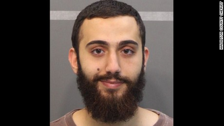 Mohammod Youssuf Abdulazeez's mugshot from 4/20/2015