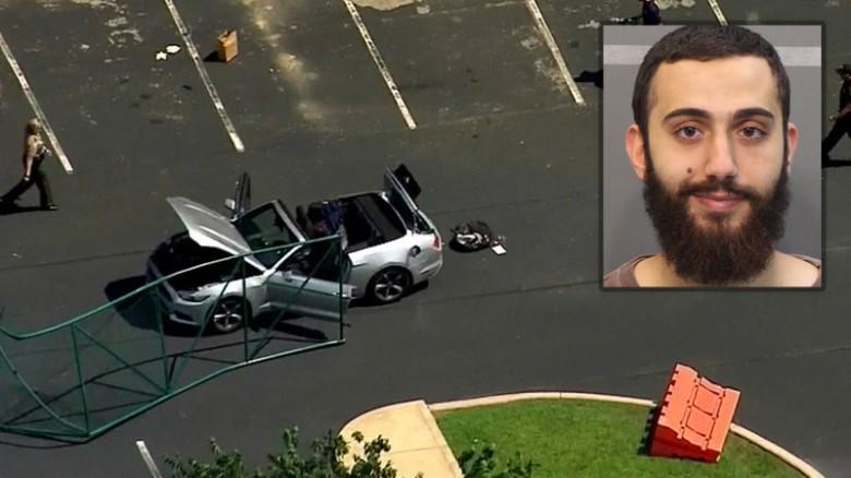 4 U.S. Marines, gunman dead in Chattanooga shooting