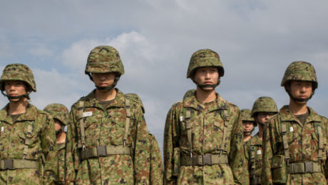 Why is Japan expanding its military?