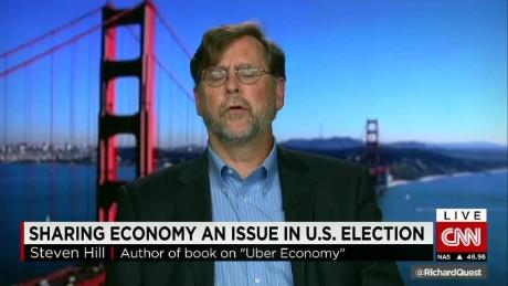 exp Quest Means Business Steven Hill Uber de Blasio New York Clinton Bush _00002001