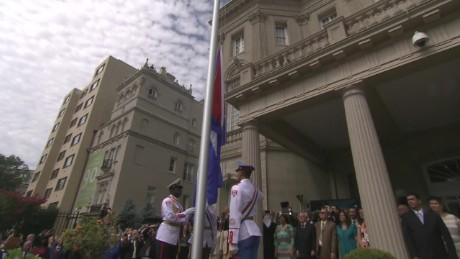 cnnee vo cuba flag new embassy in washington _00001519