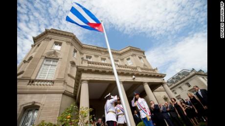 cuban washington relations