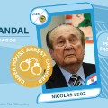 FIFA scandal collector cards Nicolas Leoz