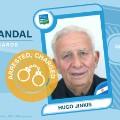 FIFA scandal collector cards Hugo Jinkis