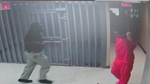 Sandra Bland jail video released