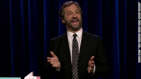Apatow Bill Cosby impression Daily Hit Newday _00000808