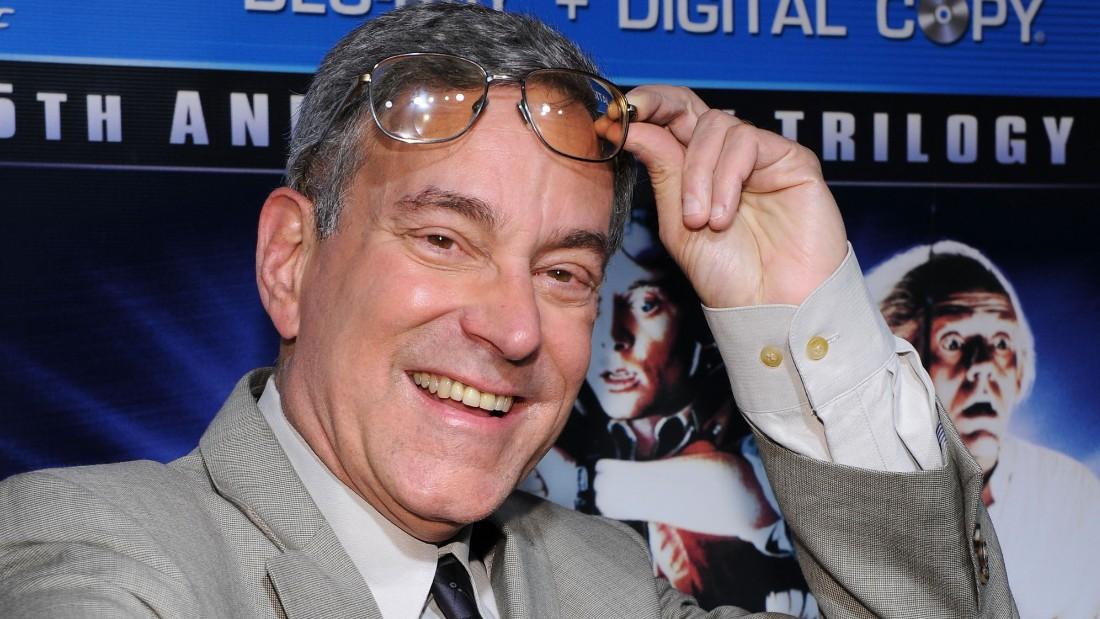 Back to the Future screenwriter Bob Gale.
