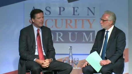 Comey: ISIS bigger threat to U.S. than al Qaeda