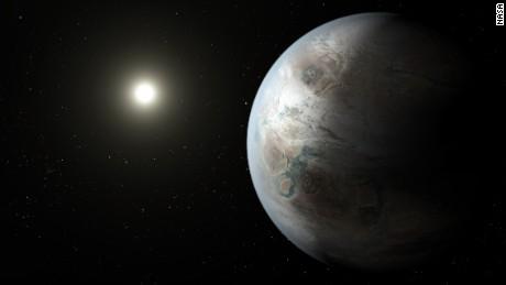 NASA finds 'Earth's bigger, older cousin'