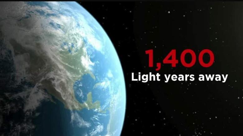 Nasa Discovers Earth Like