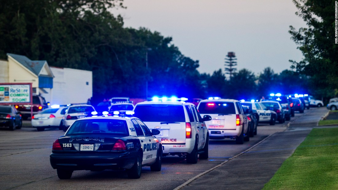 3 dead, 7 hurt when gunman opens fire in Louisiana movie theater