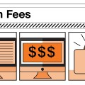 airline fees admin fee