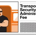 airline fees TSA fee