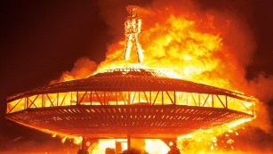 The Art of Burning Man