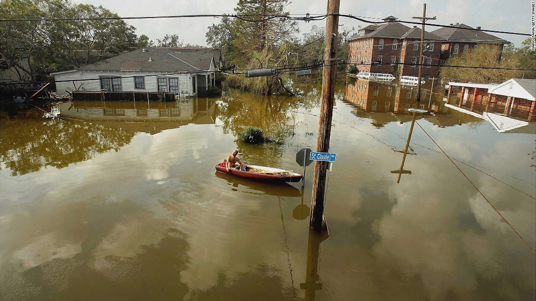 Hurricane Katrina Statistics Fast Facts