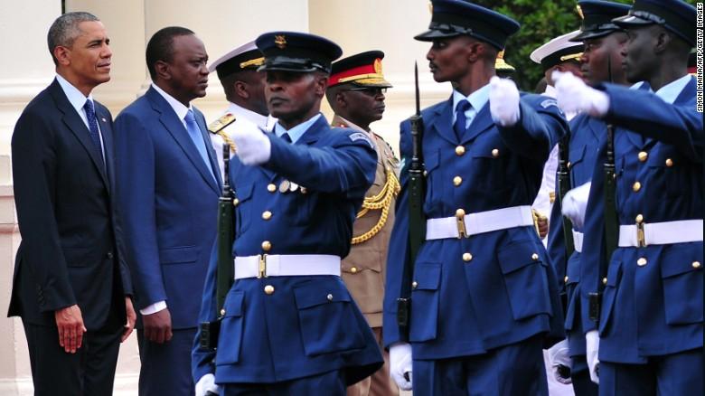 Obama, Kenyatta, make stances on gay rights clear