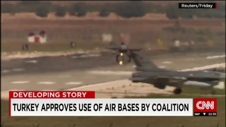exp Turkey allows use of air base in fight against ISIS_00002001