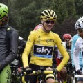 Froome ceremonial