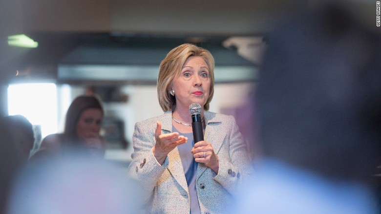Hillary Clinton pushes renewable energy with focus on solar