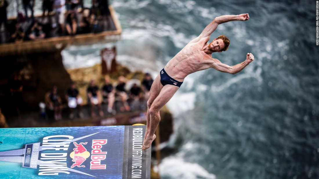 Breathtaking daring moments from world 39 s biggest diving competitions - Highest cliff dive ...