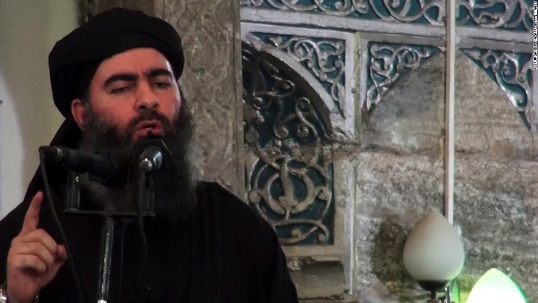"<a href=""http://www.cnn.com/2014/12/03/world/meast/isis-baghdadi-family/"" target=""_blank"">Abu Bakr al-Baghdadi </a>is the leader of ISIS, the militant group that wants to create an Islamic state across areas of Iraq and Syria. Not much is known about the ruthless leader. A reward of up to $10 million has been offered by the U.S. government."