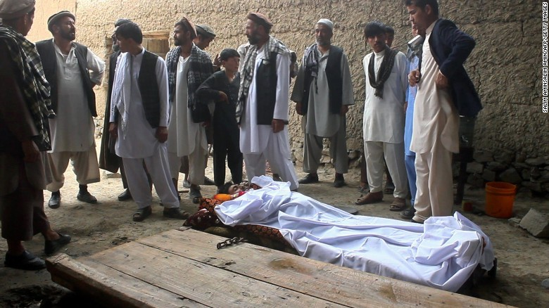 Wedding shootout in Afghanistan kills 21 people
