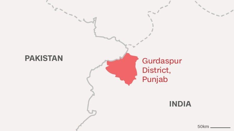 Attackers hurl grenades, open fire on Indian police station; 5 killed