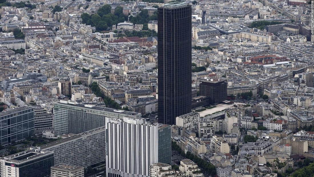 Will Monster Tower Destroy The Romance Of Paris Cnn Com