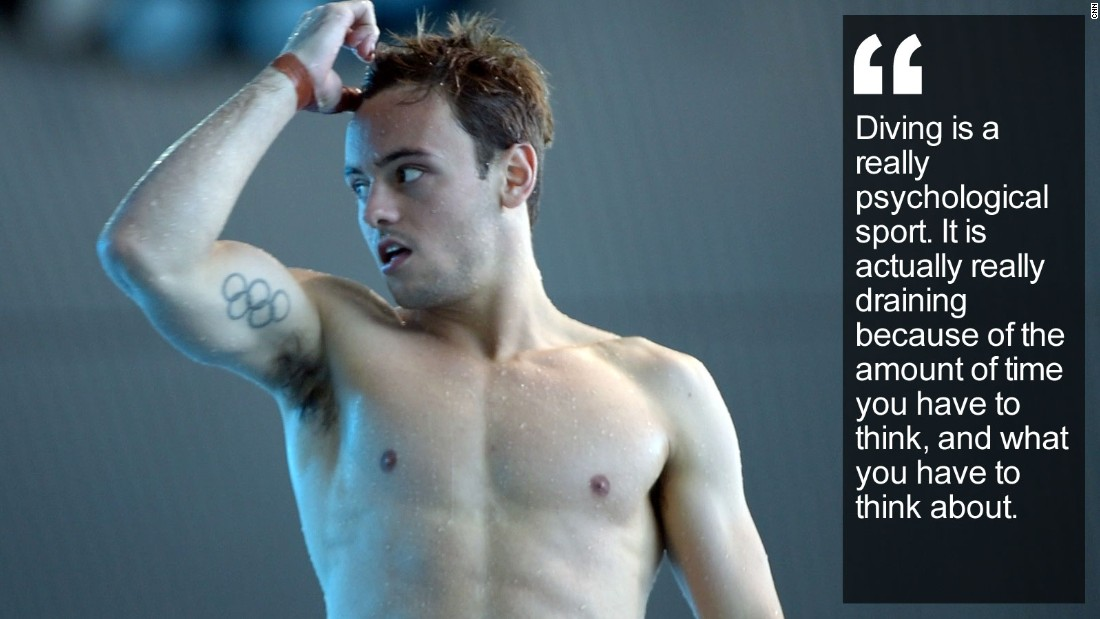 """Diving's boy wonder has come of age -- and come out -- since winning a world title at the age of 15. <a href=""""/2015/07/29/sport/tom-daley-diving-olympics/index.html"""" target=""""_blank"""">Read more</a>"""