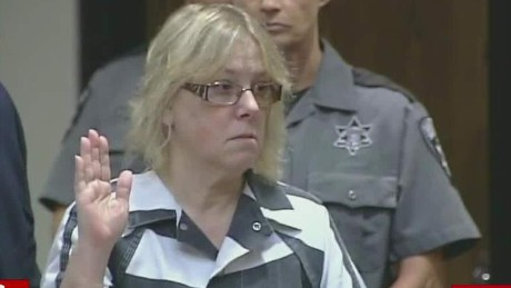 Joyce Mitchell's shocking, graphic confession