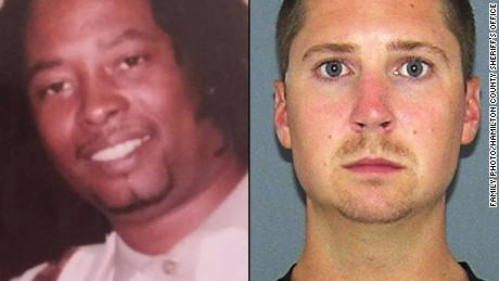 Samuel DuBose, 43, was shot and killed by former University of Cincinnati campus police officer Raymond Tensing on July 20, 2015 following a traffic stop.