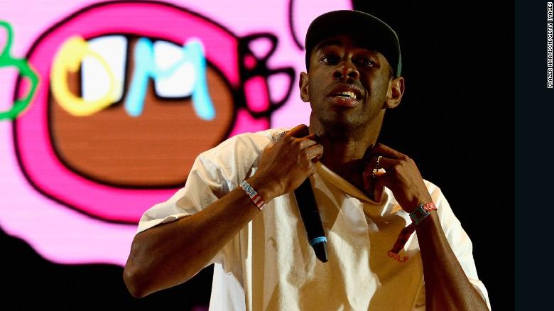 Rapper Tyler the Creator slams feminist for Australia 'ban,' death threats ensue
