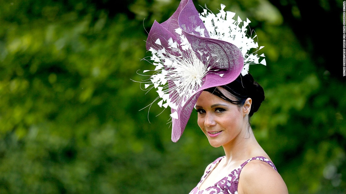Ladies Day is a chance for female racegoers to flaunt their style ...