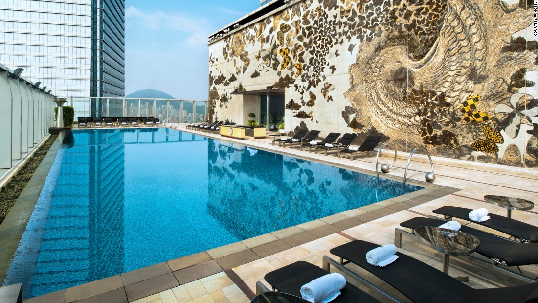 Best pools in hong kong for Best hotel pools