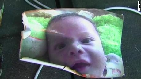 Arson attack kills toddler lklv lee_00005827