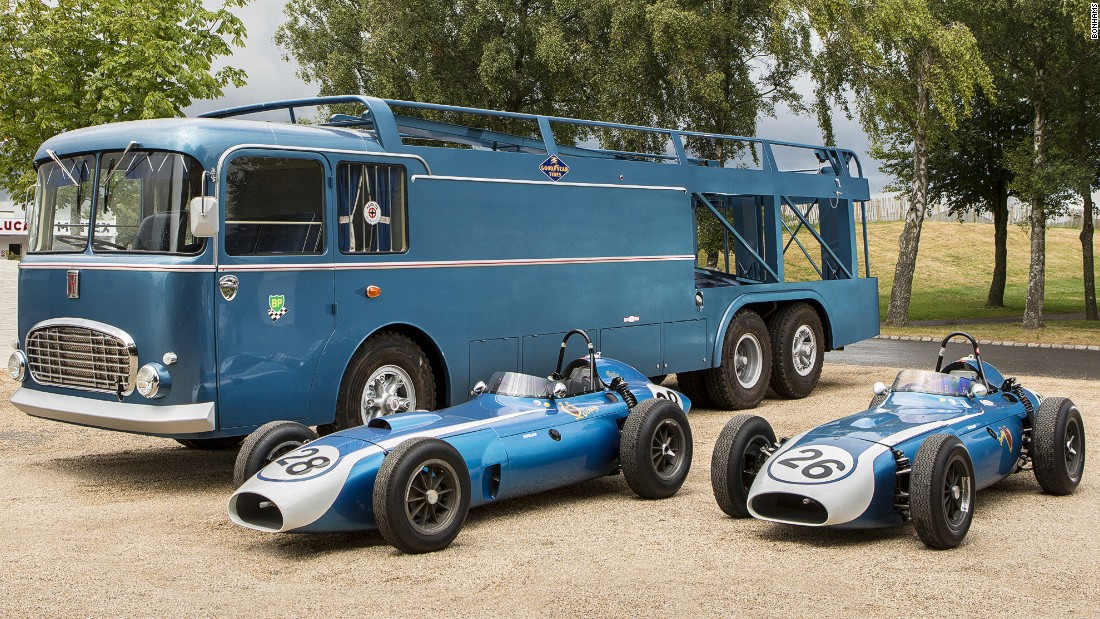 Formula one america 39 s first cars up for sale at 3 5m for American classic motor cars