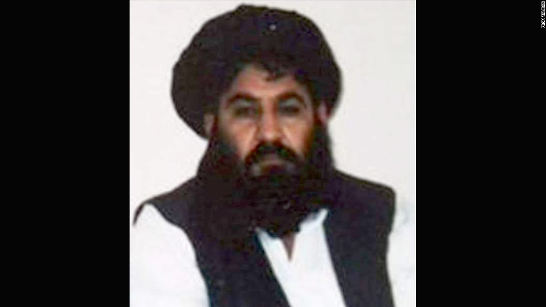 "Mullah Akhtar Mohammad Mansour became the leader of the Taliban after Omar's death.<a href=""http://www.cnn.com/2016/05/21/politics/u-s-conducted-airstrike-against-taliban-leader-mullah-mansour/index.html"" target=""_blank""> Mansour was killed in an airstrike in Pakistan on Saturday, May 21, 2016</a>."