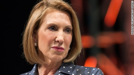 Carly Fiorina: Trump's remarks are 'offensive'