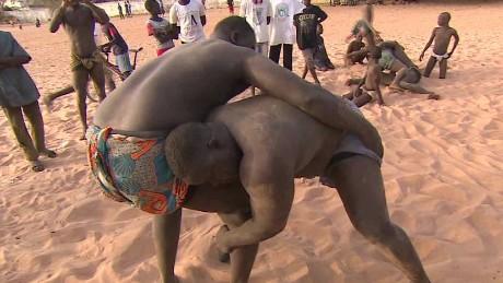 wrestling gambia inside africa a_00023407.jpg