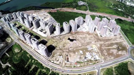 cnnee pkg baron olympic preparations in brazil_00011523