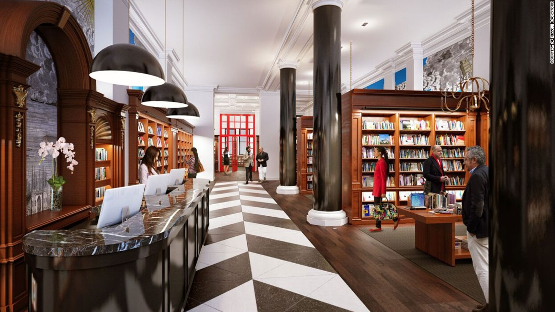 Much-loved retailer Rizzoli Bookstore shut down in April 2014, but thankfully has just opened grand new premises on Broadway.