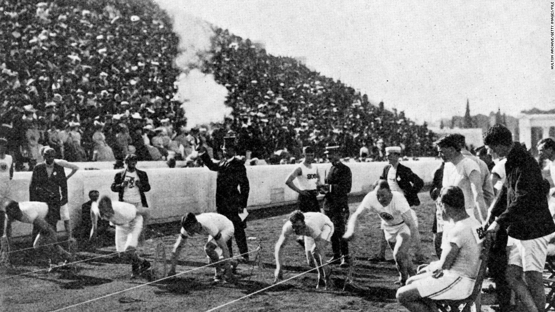 the history of the olympic games The modern olympic games introduction 4 history it was pierre de coubertin of france who dreamt up this ambitious project, although others before him had tried in.
