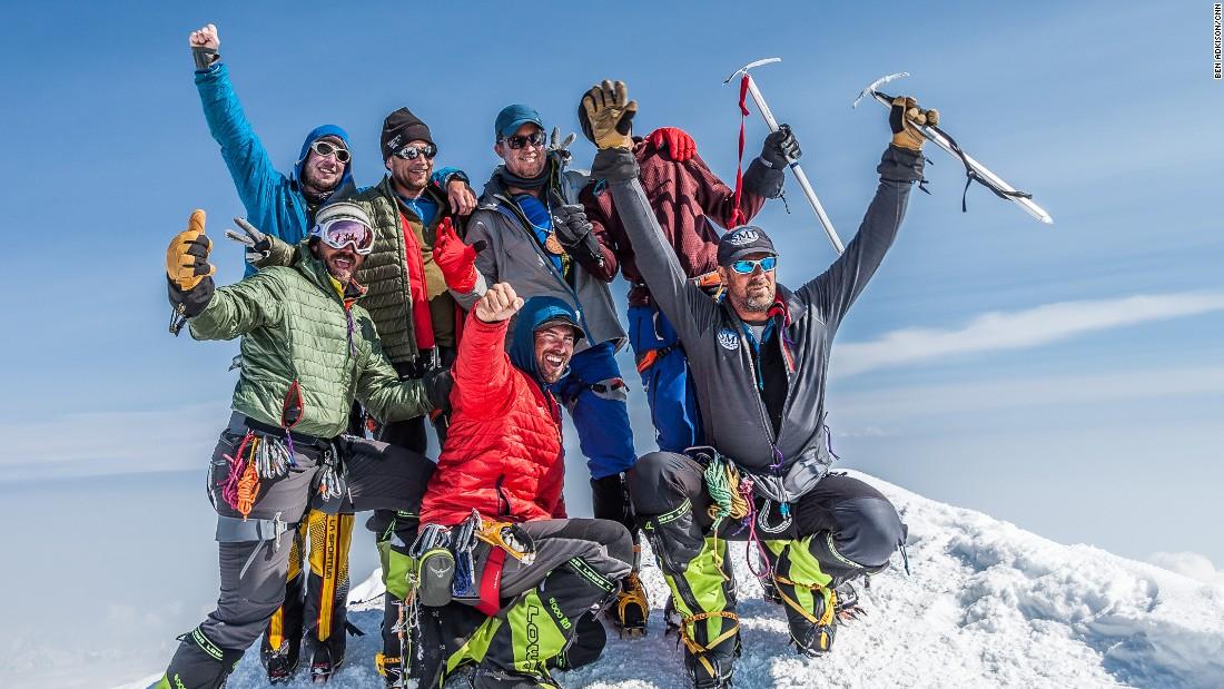 Mountaineer Pavel Michut Dies Skiing On Denali Cnn Com