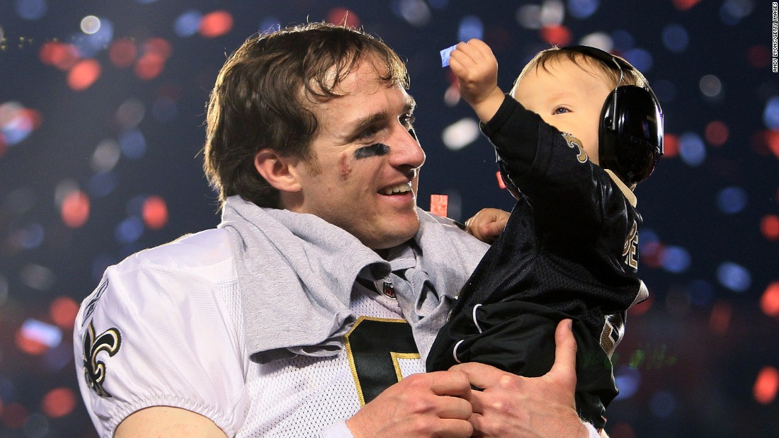 It's hard to overestimate Brees' value to the city of New Orleans.  When the former Charger joined the Saints in 2006, the year after Hurricane Katrina, the team was 3-13. Four years later, New Orleans won its first and only Super Bowl. Brees has been a Pro Bowler in eight out of his 10 seasons in the Big Easy, and holds team passing records in every major category.  He has also been a face of the community, raising funds for cancer research and other charitable causes.