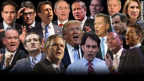 Who will get a spot in the first GOP debate?