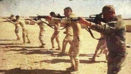 syrian rebels captured starr dnt tsr _00001607
